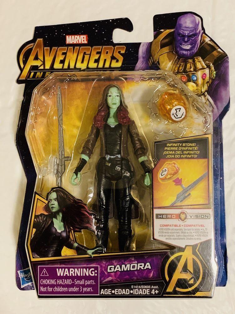 "Avengers Infinity War Gamora 6/"" Action Figure"