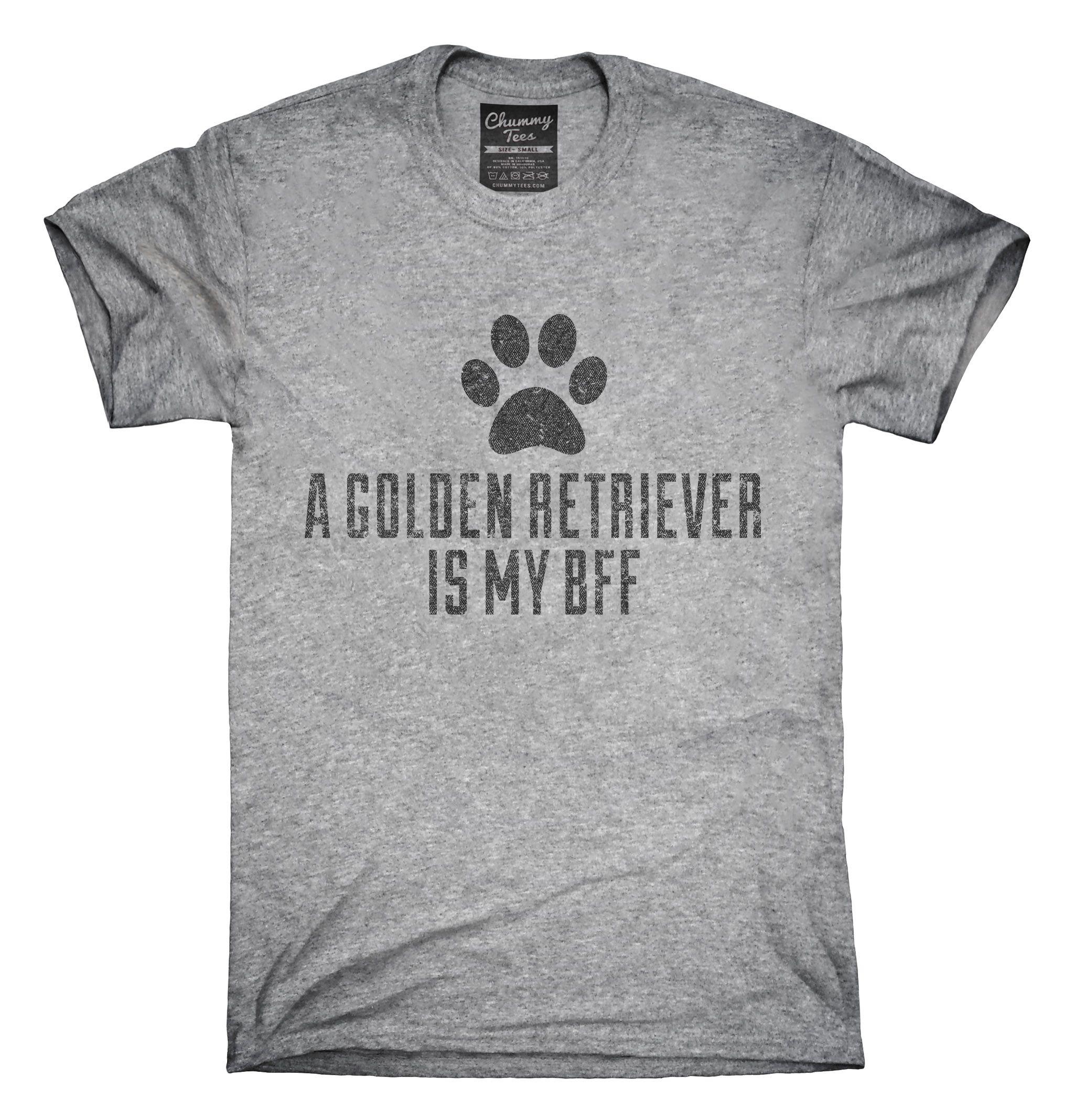 7005ed70affb Cute Golden Retriever Dog Breed T-shirts
