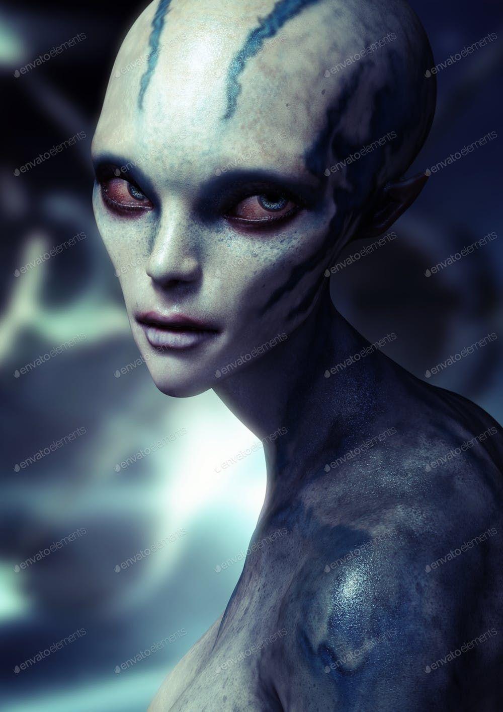Alien female By digitalstormcinema鈥檚 photos