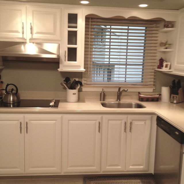Refurbish Kitchen Cabinets: My Favorite Handyman Matters