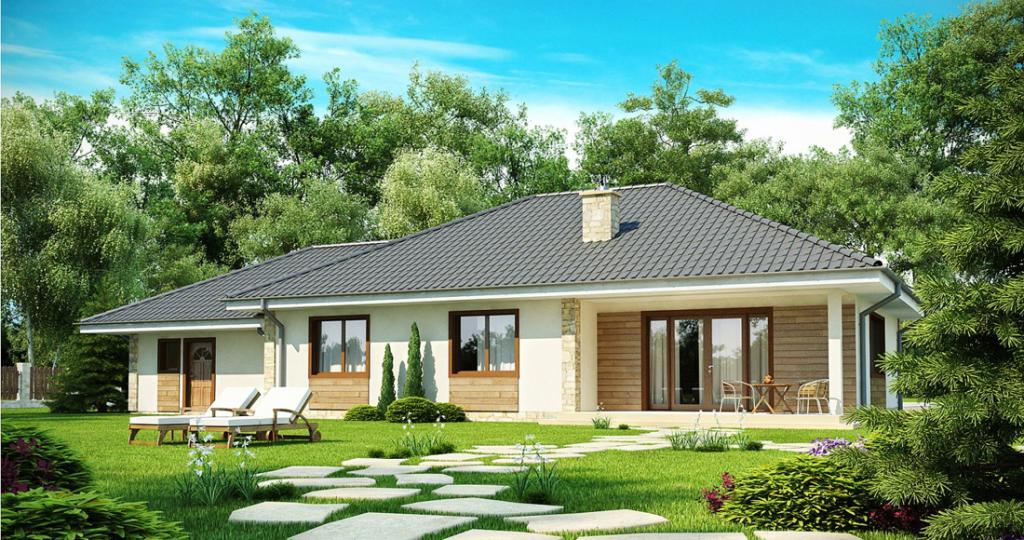 1100x580 02 esterni house house plans e house design for Case bellissime esterni