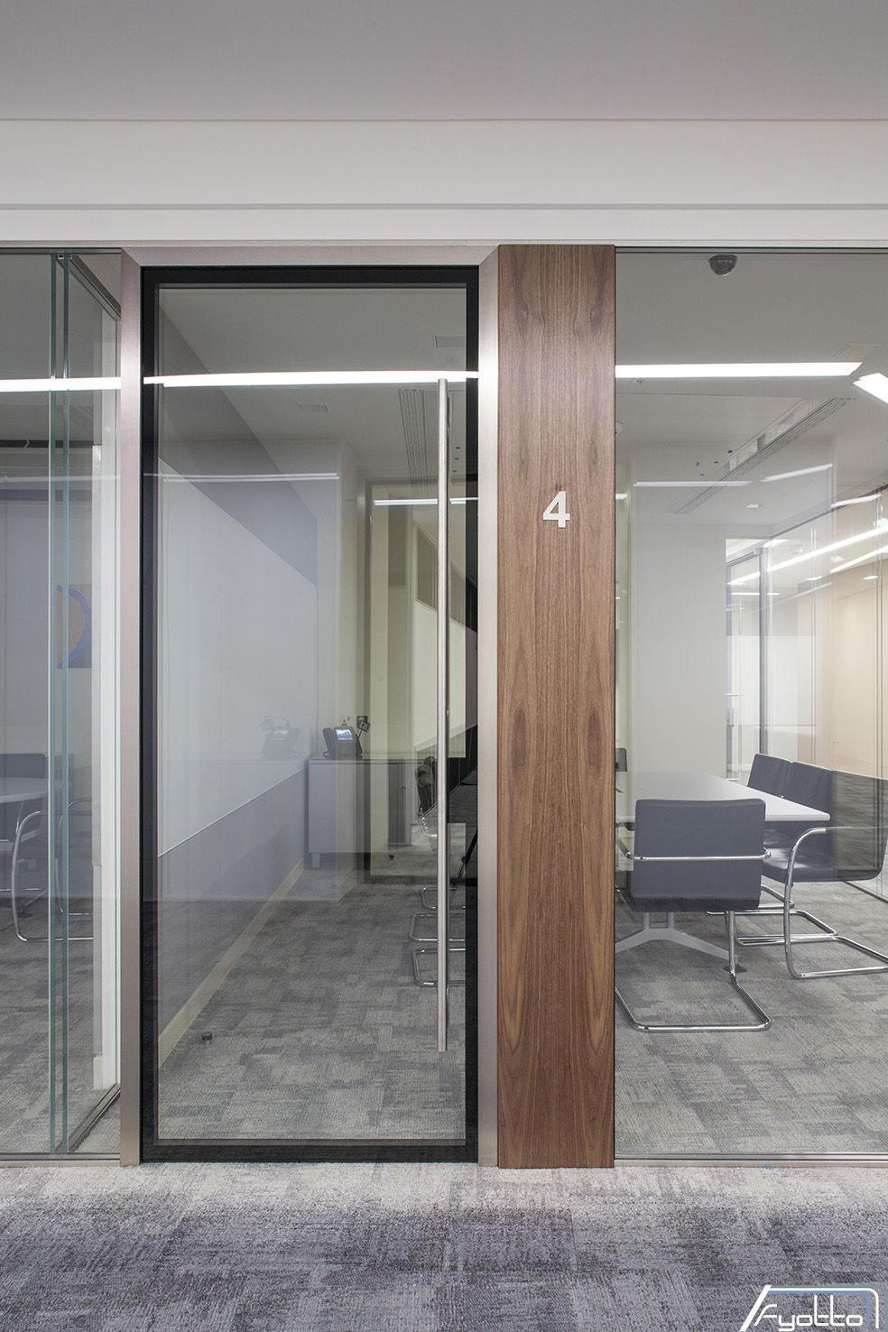 Pin By Mohamed O On Glass Doors Office Interior Design Modern Office Design Beautiful Office Spaces