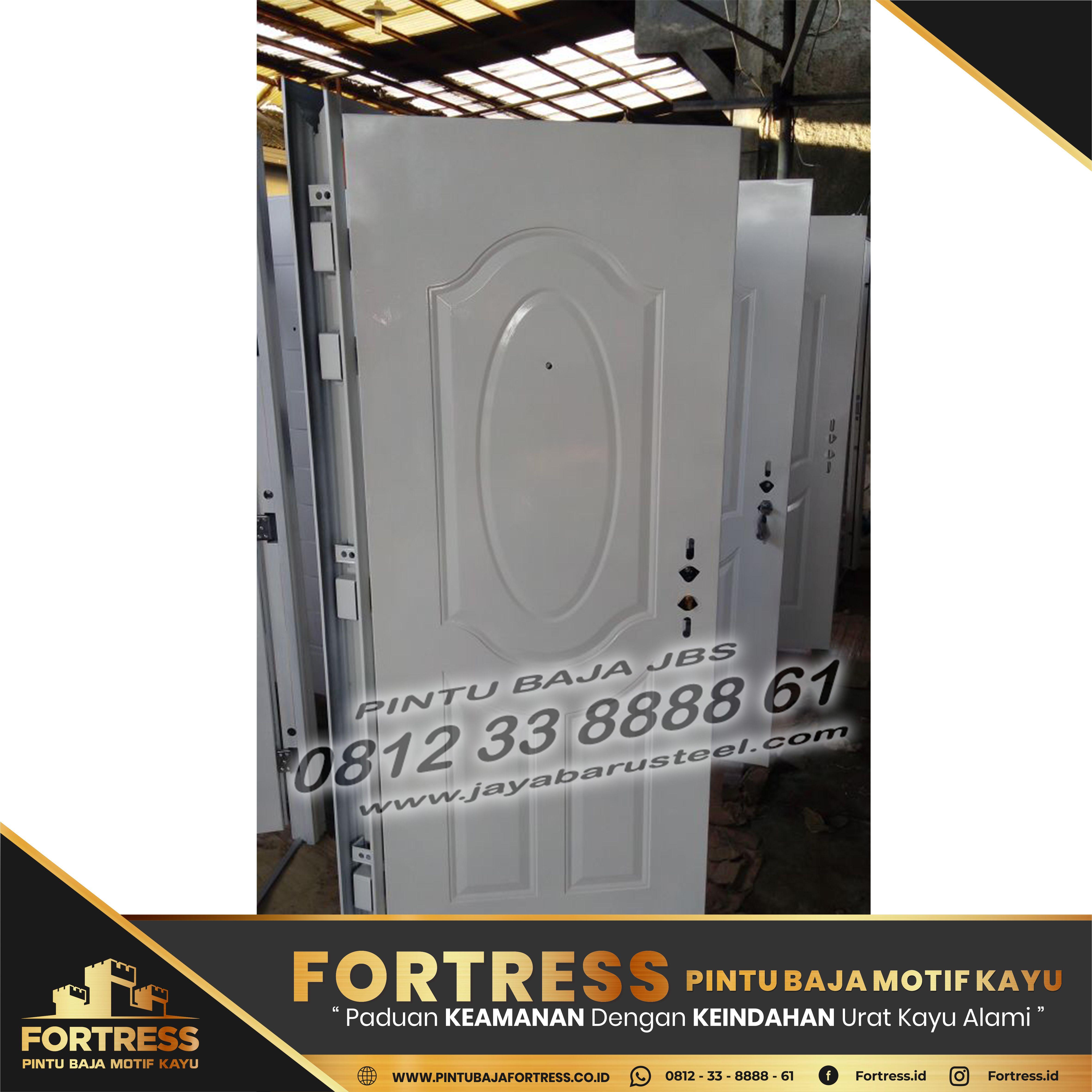 0812-91-6261-07 (FORTRESS) Samarinda Steel Plate Doors, Doors …