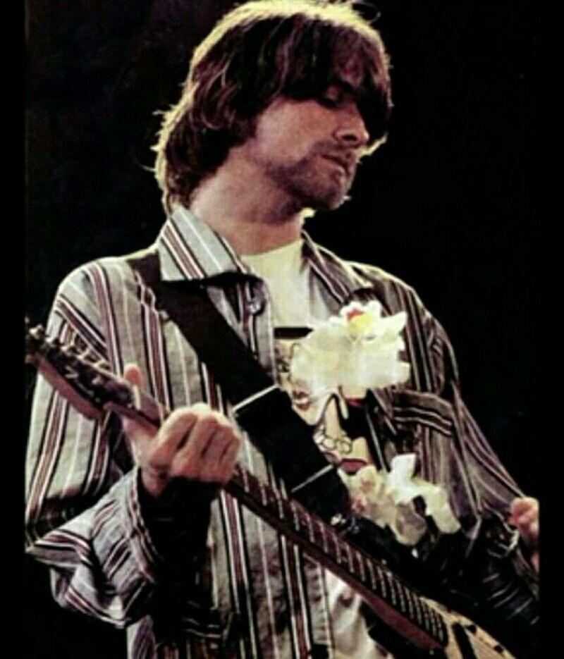 Brunette Kurt Is A Superior Being Nirvana Kurt Cobain