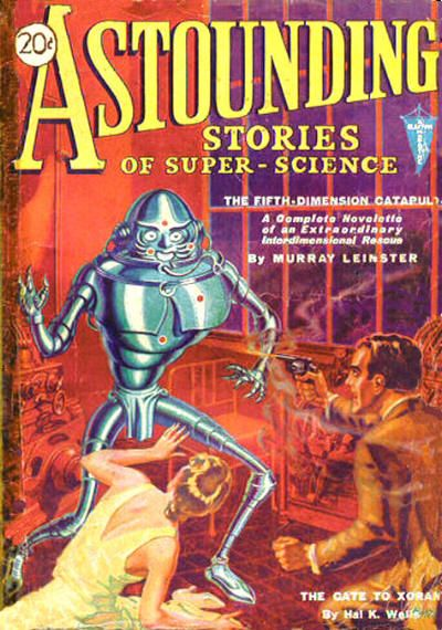 1941  bad space-keeping! | Science fiction magazines