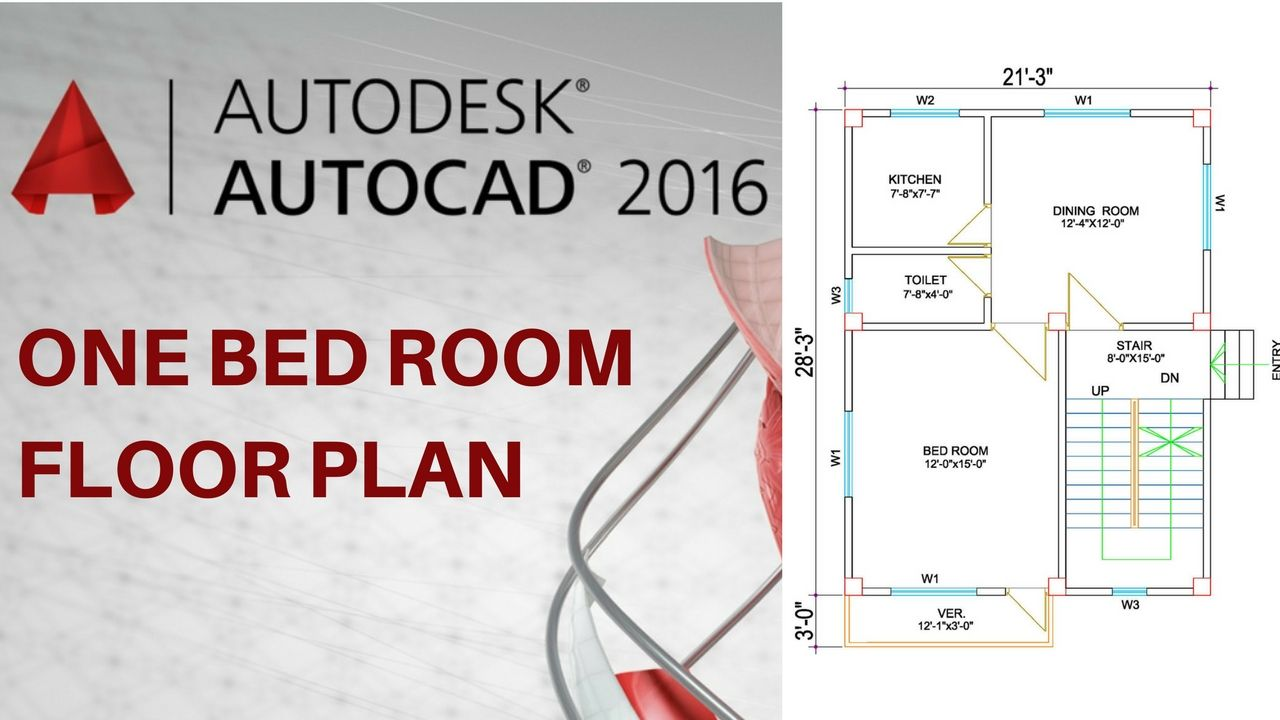 Pin On Auto Cad 2016 2d Tutorial