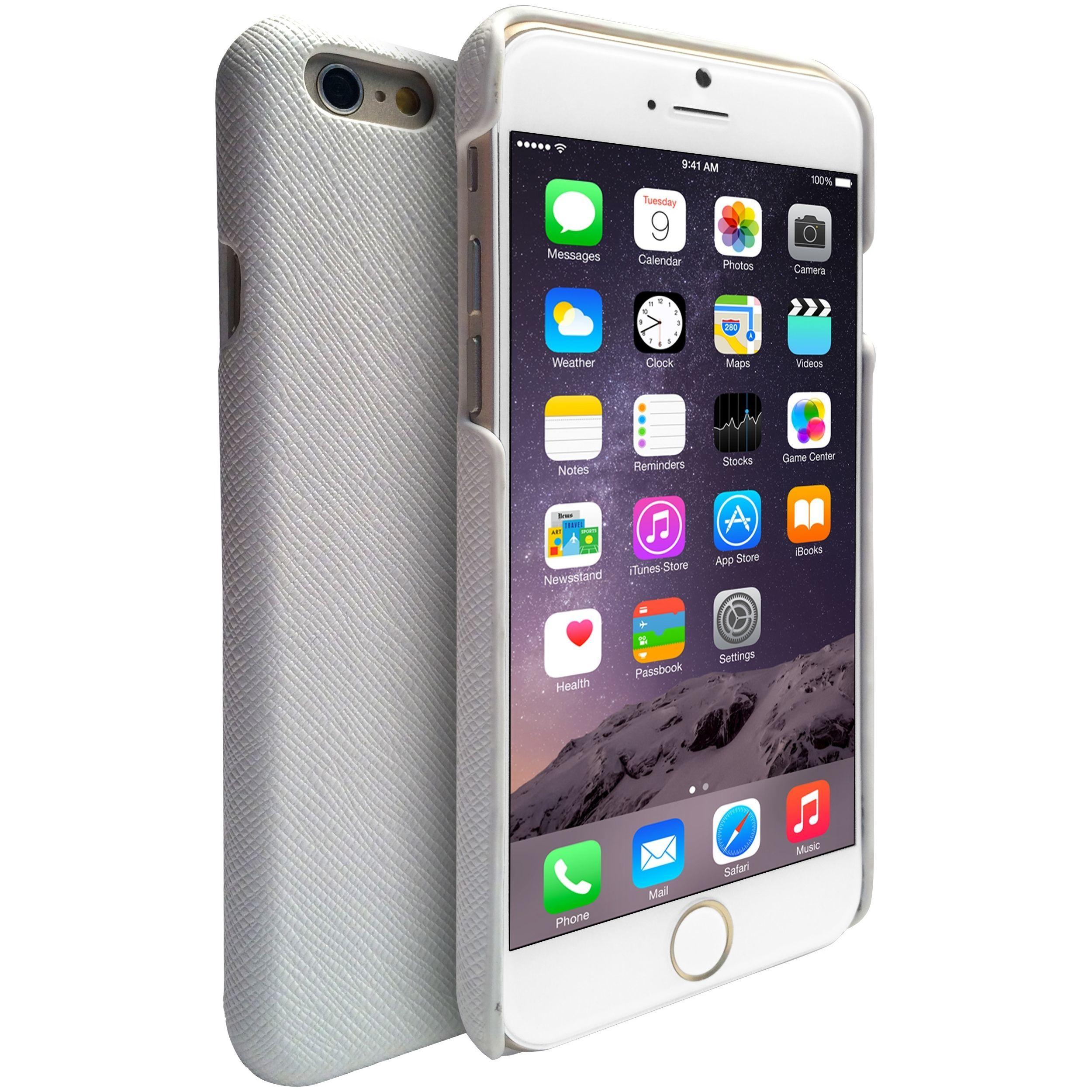 Patriot Memory SlimShell for iPhone 6 Plus, #PCSLSIP6L-WT