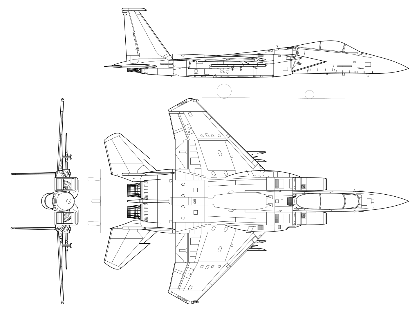 McDonnell Douglas F-15 Eagle | Aircraft design, Airplane design, Fighter  jetsPinterest