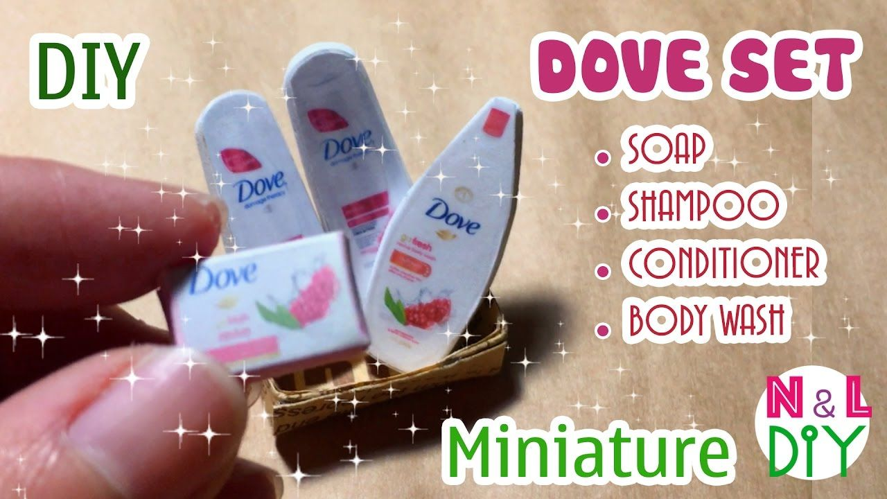 Dollhouse Miniature Dove Ice Cream Bars