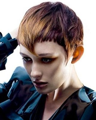 Pin by Reina Hosein on Edgy hair   Pinterest   Fringe hairstyles ...