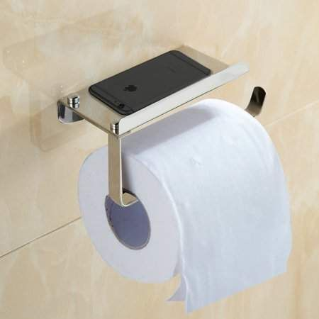 Home Improvement Awesome Inventions In 2019 Bathroom Shelf Paper Bathroom Shelves