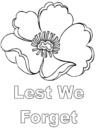 graphic about Poppy Printable identified as Impression end result for ANZAC Clean Zealand printables Printable
