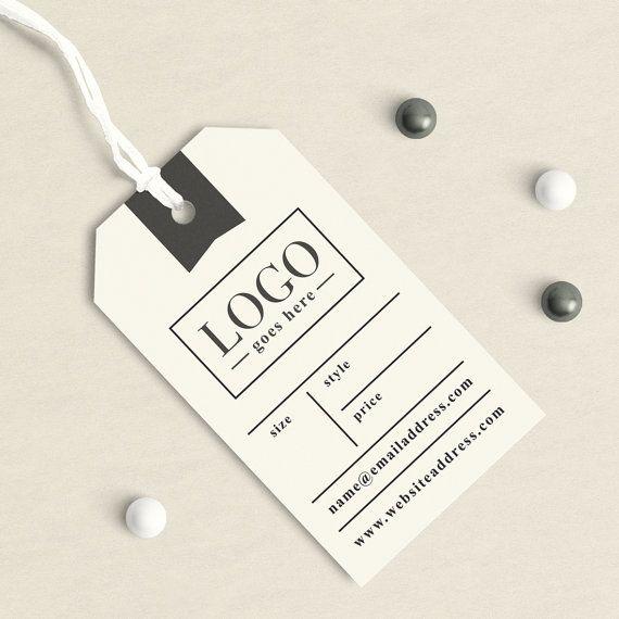 Etsy Clothing Tags Custom Hang