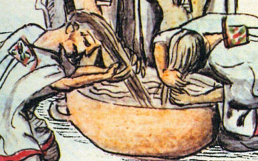10 sorprendentes hábitos de higiene de los aztecas que ponían en evidencia a los europeos