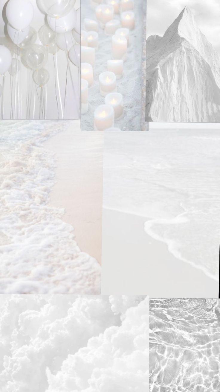 White Aesthetic Wallpaper Aesthetic Pastel Wallpaper White Wallpaper White Aesthetic