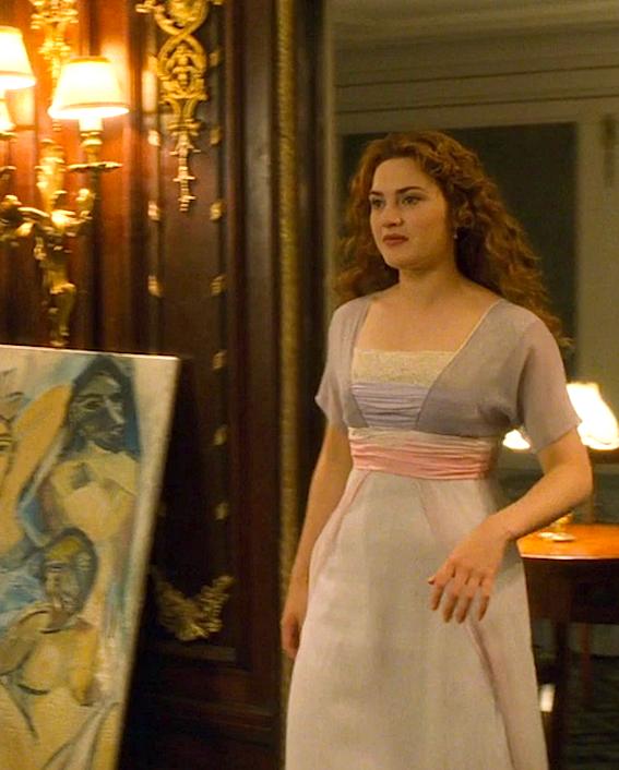 Kate Winslet as Rose DeWitt Bukater in Titanic - 1997 | MOVIE ...