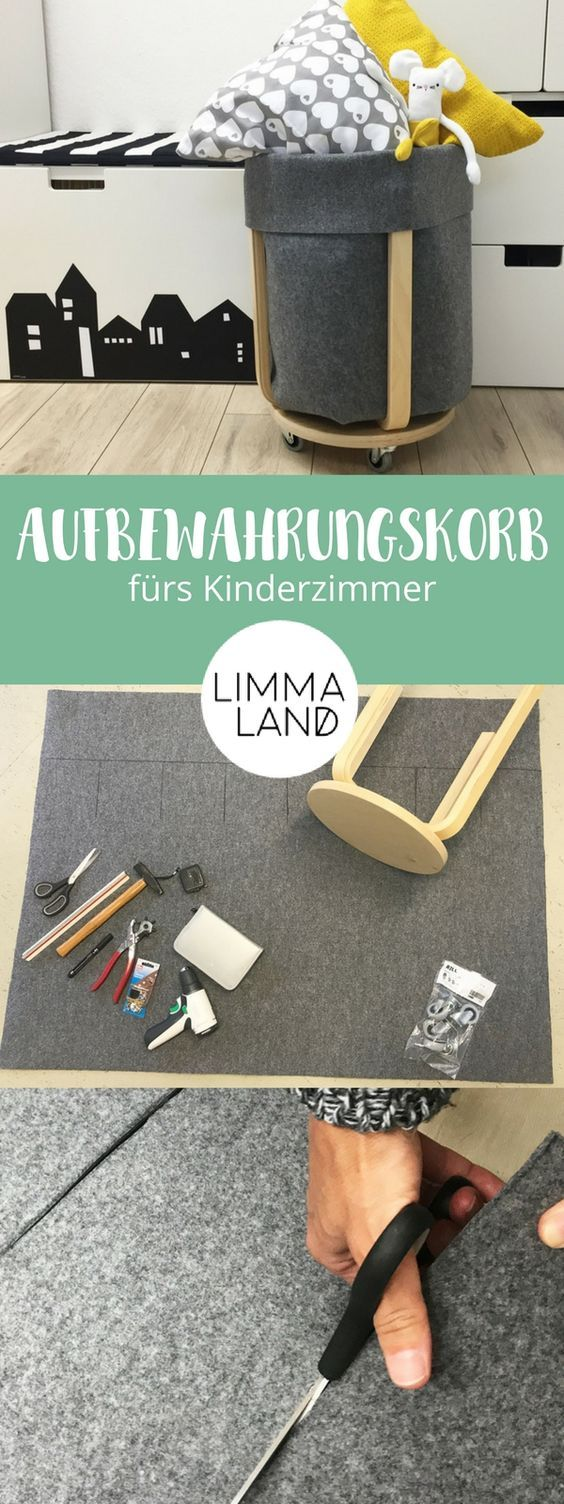 ikea hack filz utensilo basteln statt n hen mit dem frosta hocker pinterest kinderzimmer. Black Bedroom Furniture Sets. Home Design Ideas