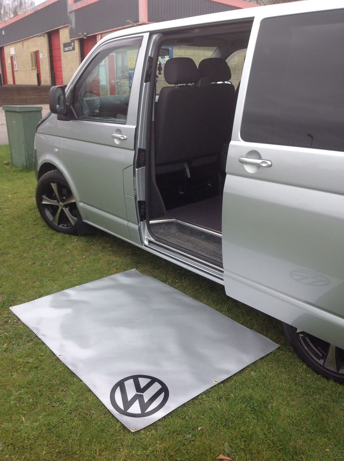 Vw Transporter T5 T4 T25 California Door Floor Awning Mats