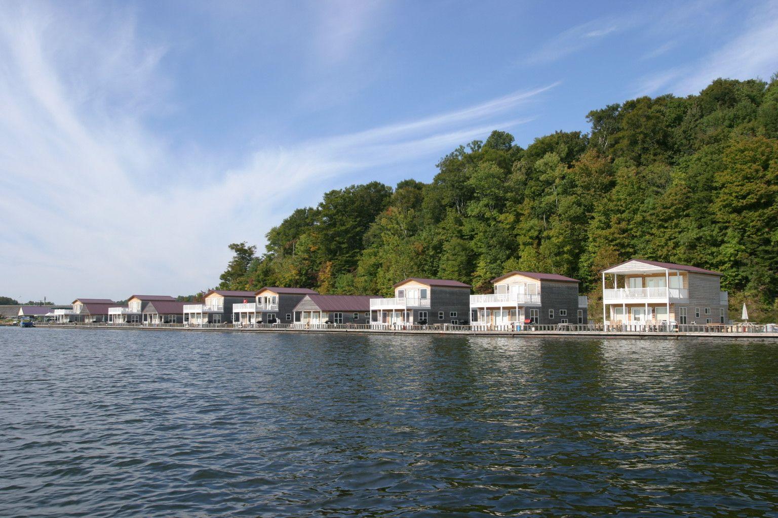 Green River Lake Marina Cabins Perfect for