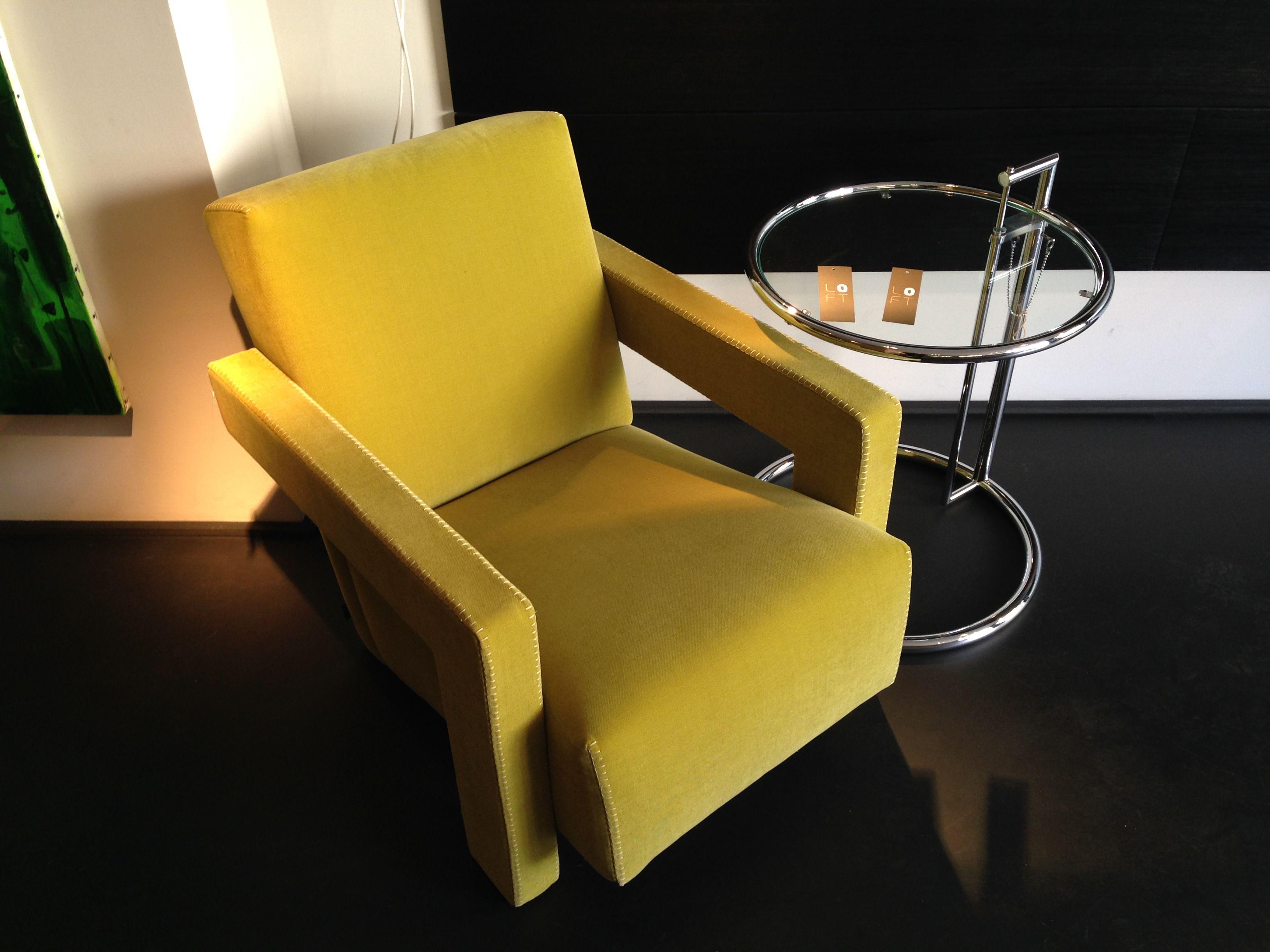 Fauteuil utrecht design g rietveld cassina shopping pinterest utrech - Fauteuil bubble chair ...