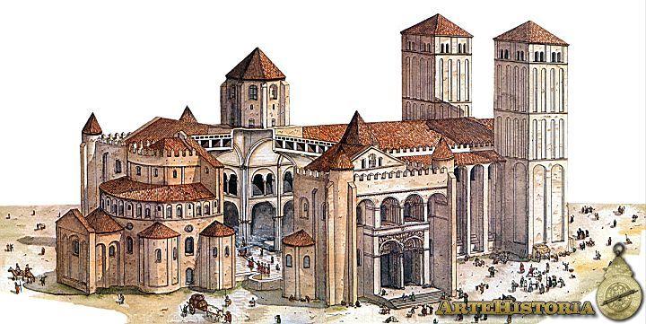Catedral De Santiago De Compostela Reconstrucción Catedral Historia Del Arte Universal Arquitectura Religiosa