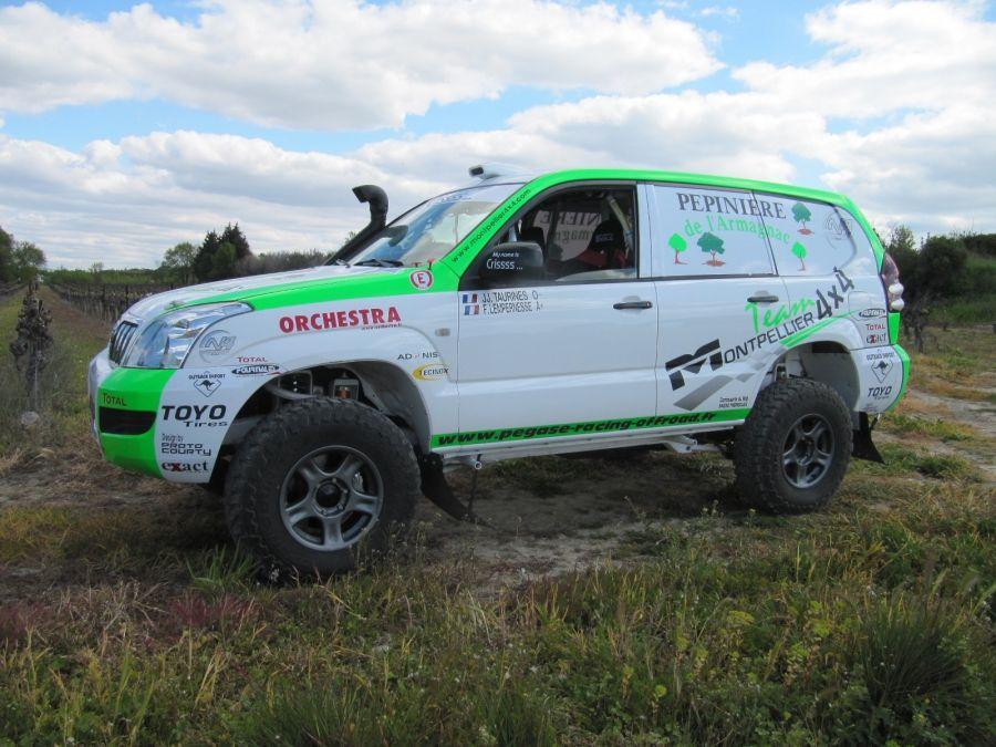 RaceCarAds - Race Cars For Sale » toyota land cruiser kdj 120 T2 ...