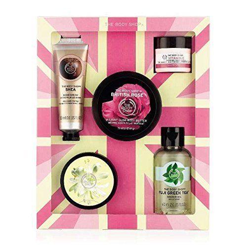 The Body Shop Skincare Beauty Gift Set Xmas Anniversary Diwali