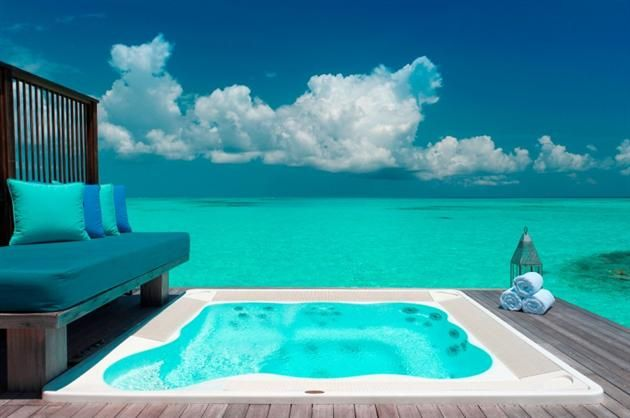 The World S Best Hotel Conrad Maldives Rangali Island Resort Hiconsumption