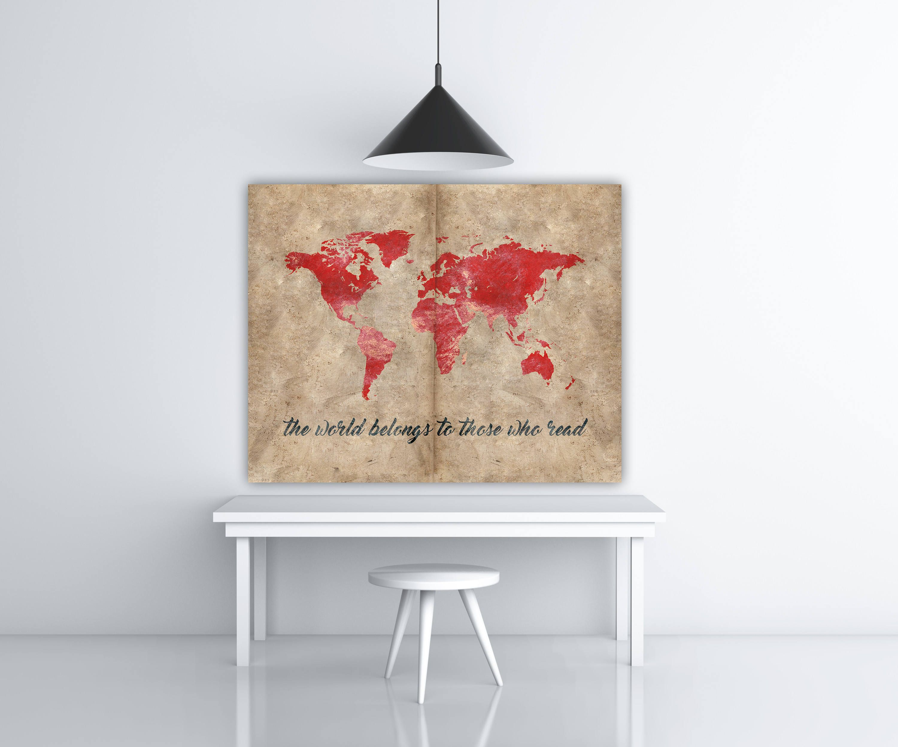 Poster vintage book page print vintage world map wall art book poster vintage book page print vintage world map wall art book lover gift gumiabroncs Choice Image