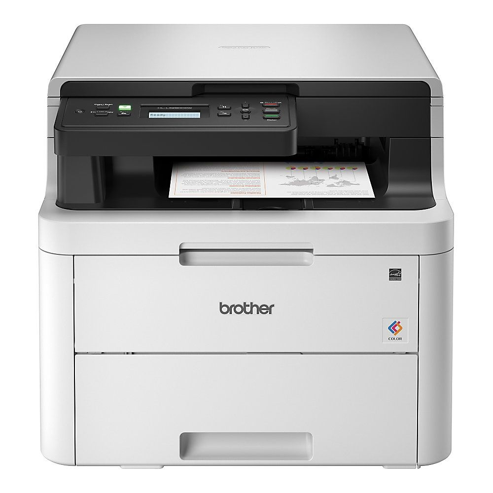 Brother Wireless Digital Color Laser All In One Printer Scanner