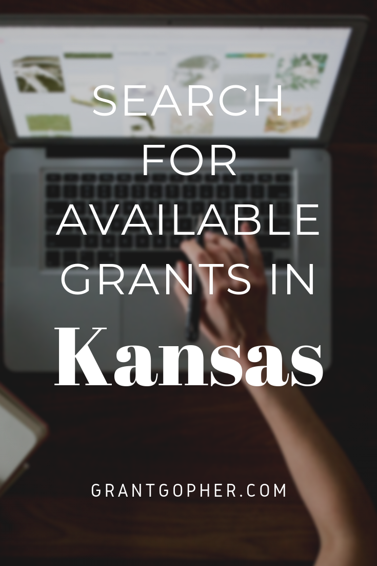 Search For Grants In Kansas Grants Grants For Teachers Scrip Program