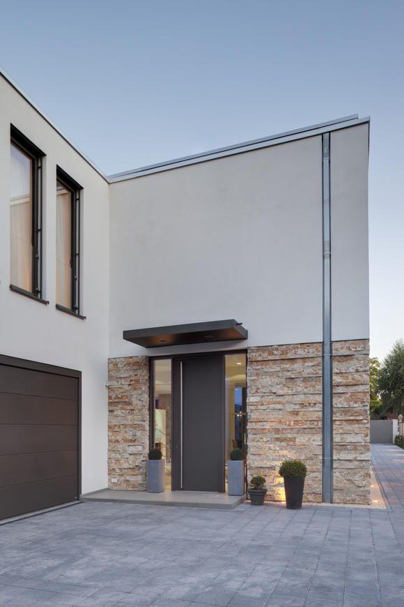 Moderne Villa Im Mediterranen Stil