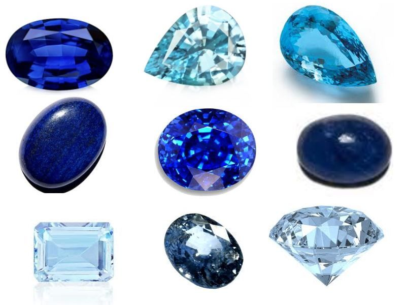 Blue Gemstones List Gems Name And Meanings Blue Gemstones Light Blue Gemstone Gemstone Meanings