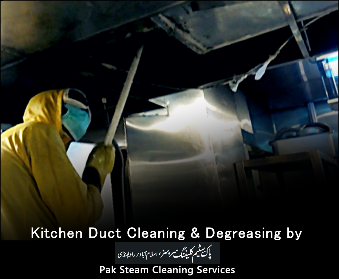 Kitchen Duct Cleaning Degreasing Services Islamabad Duct Cleaning Duct Kitchen Hood Cleaning