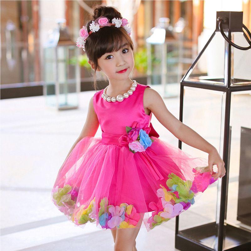 Los-niños-vestidos-niños-boda-vestido-de-fiesta-de-los-bebés-4 ...