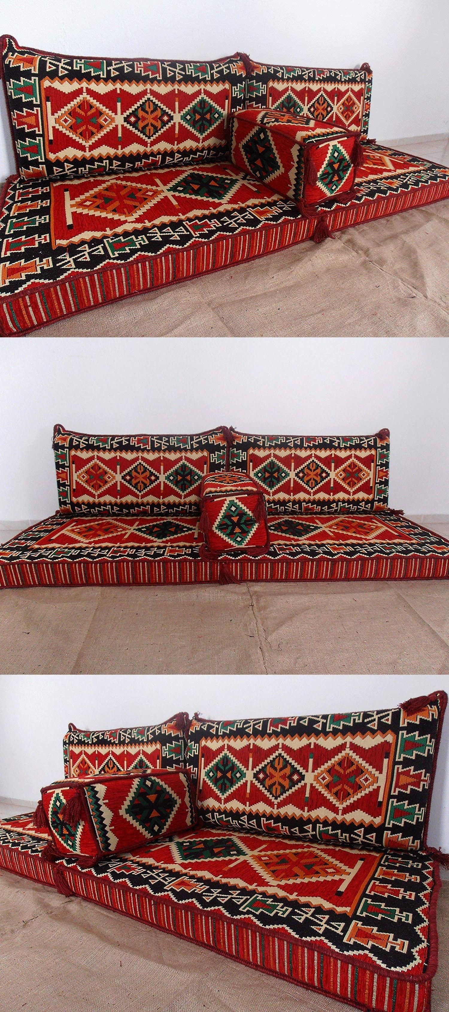Awesome Arabic Jalsa Arabic Majlis Hookah Bar Furniture Oriental Machost Co Dining Chair Design Ideas Machostcouk