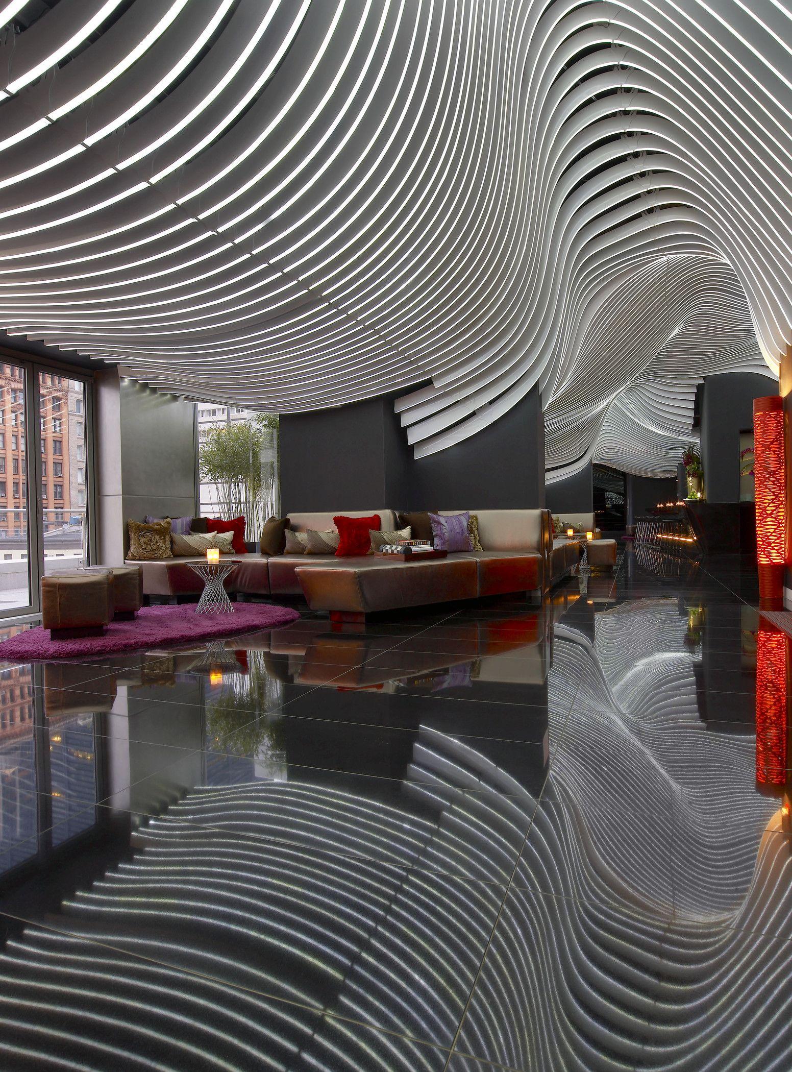 The Living Room Bar and Terrace inspiring design
