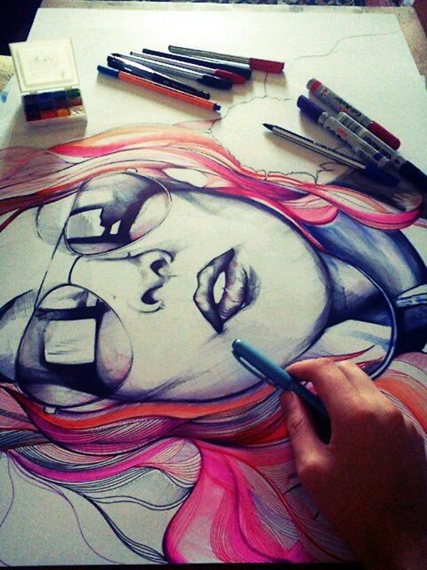 Just Some Amazing Hipster Drawing Ideas 40 Of It Artsy Fartsy
