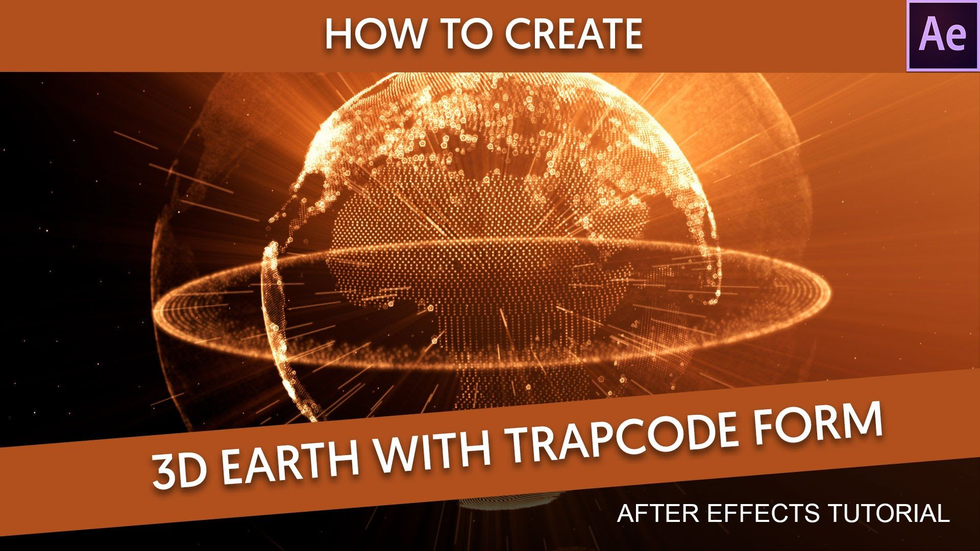 how to use trapcode form