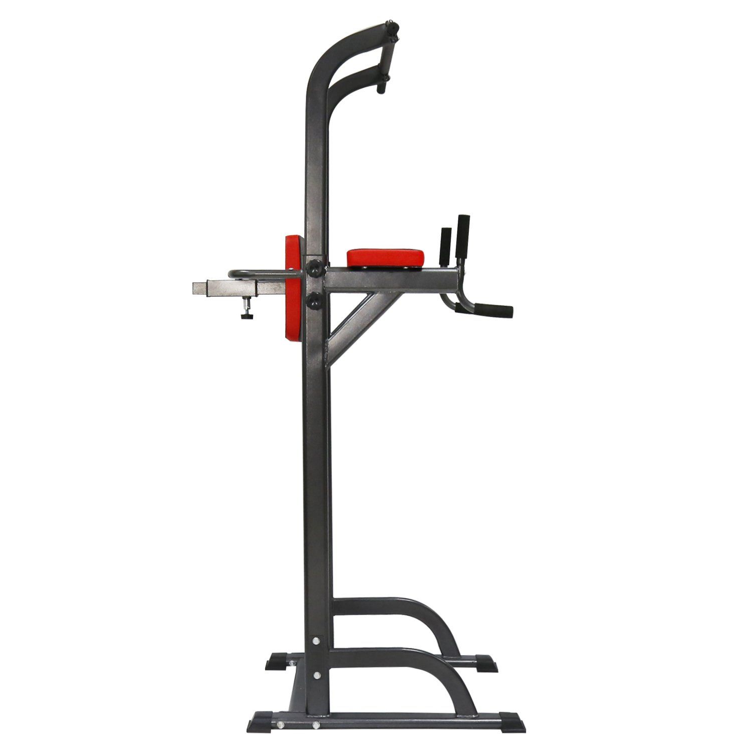 Kinbor Pull up Stand Full Body Adjustable Power Tower Strength Power ...