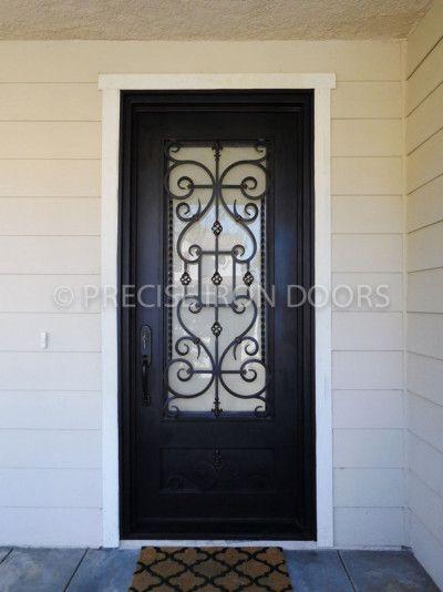 iron door sample 21 image | Front Yard Design Idea\'s | Pinterest ...