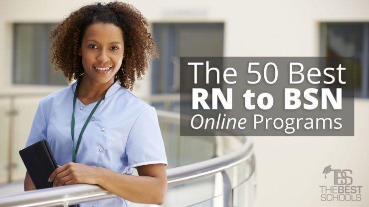 Online Nursing Programs >> Pleasing Unf Rn To Bsn The 50 Best Rn Bsn Online Programs