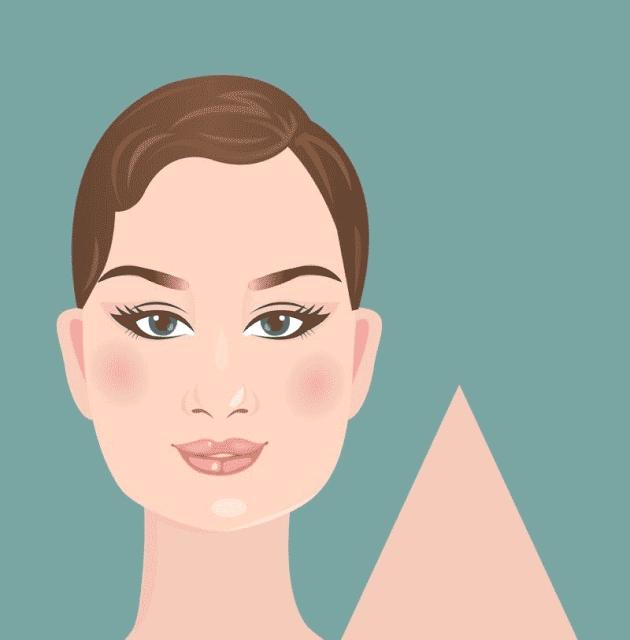 يتميز الوجه الممتلء أو الوجه المثلت بالآتي الجبهة ليست عريضة عريض عند الفكين و عظام الخدين ق Oval Face Hairstyles Oblong Face Hairstyles Cool Hairstyles