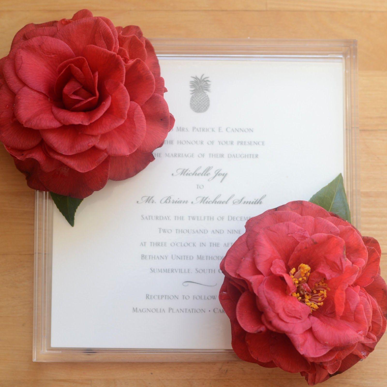 IRON + TWINE}: Upcycled Wedding Invitation ~ Lucite Tray | Funky ...