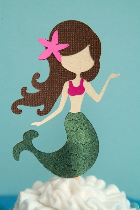 Blow Up Amp Amp Amp Cut Out For Face To Make A Large Mermaid Photo
