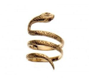 9e8e2e10cd9 Bague Serpent - Aurélie Bidermann