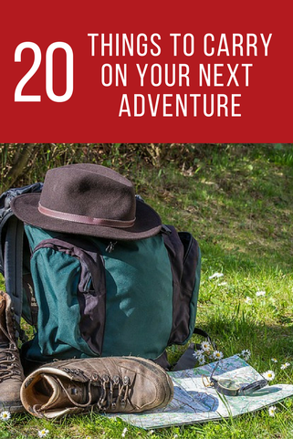 Travel essentials for your next trip. Keep this checklist handy and never have to worry about missing essentials on your travels.