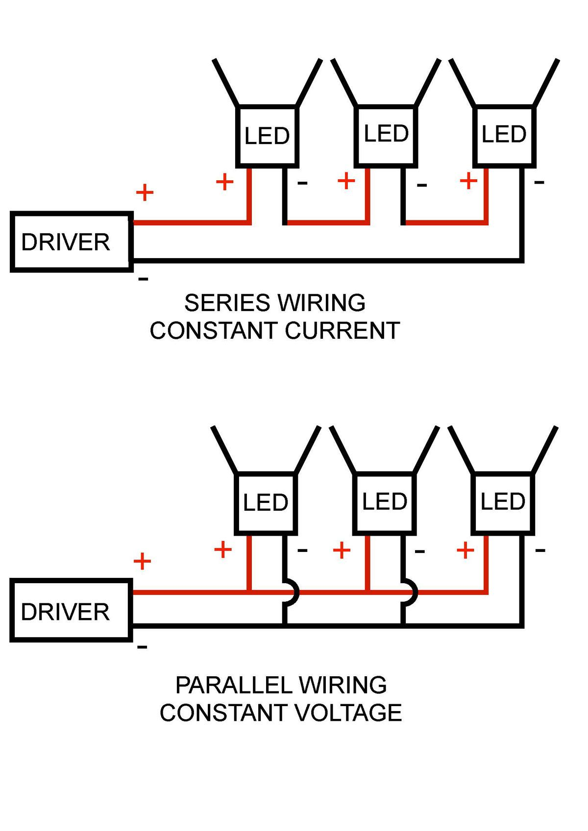 Wiring Diagram Marvelous Lights In Series Or Parallel For Recessed Lighting Led Recessed Lighting Parallel Wiring
