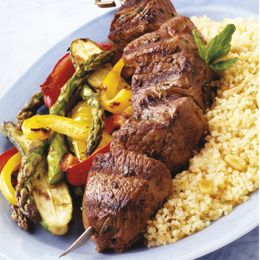 Weber Grills By Grillers For Grillers Red Meat Recipes Lamb Kabobs Bbq Recipes