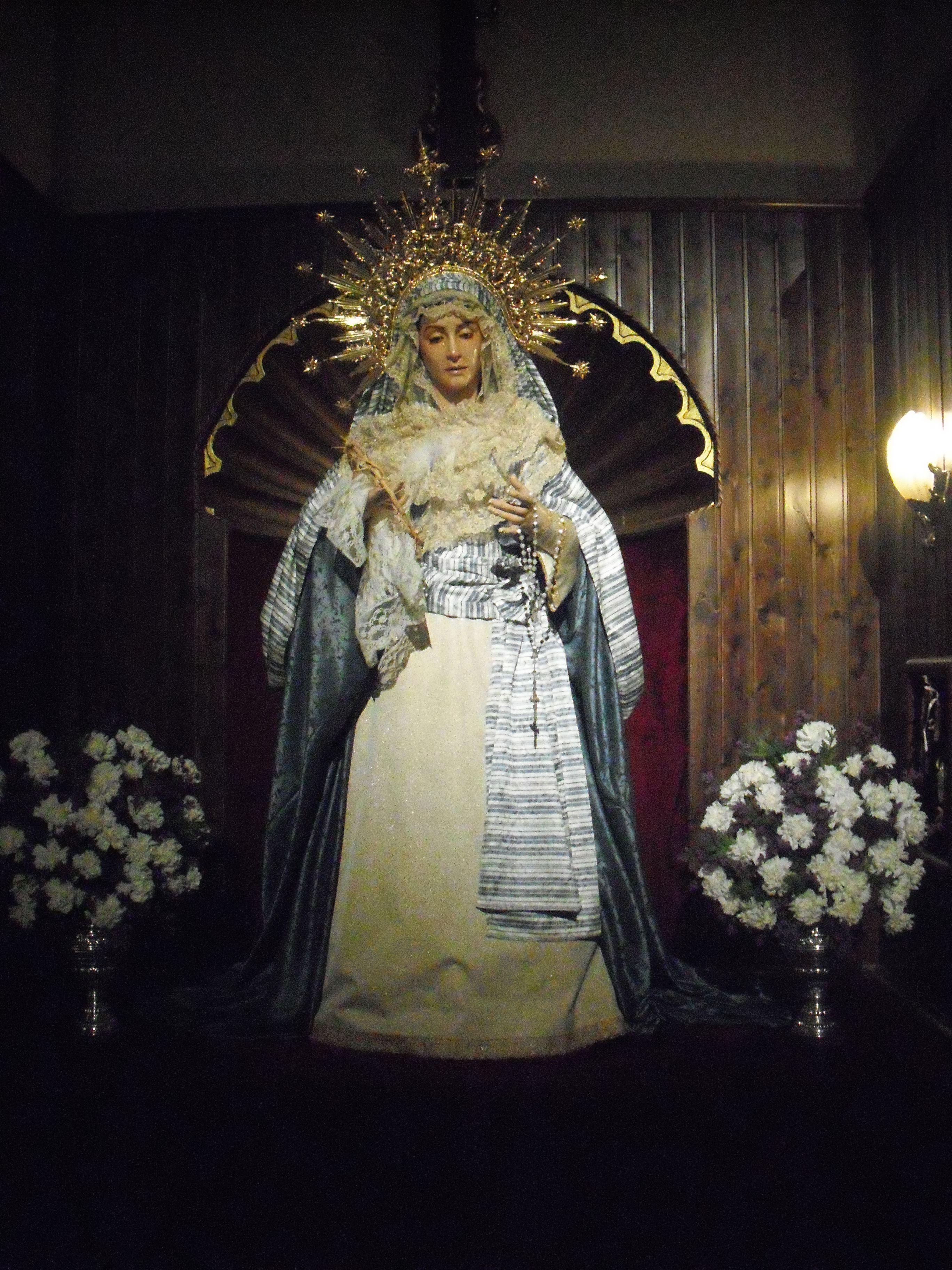 María Santísima de la Amargura de Martos